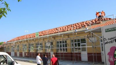 Δήμος Χανίων: Εκτεταμένες παρεμβάσεις για την ενεργειακή αναβάθμιση και συντήρηση σχολείων