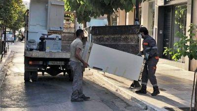 Χανιά: Την Τρίτη το νέο ραντεβού για τη συλλογή ηλεκτρικών αποβλήτων