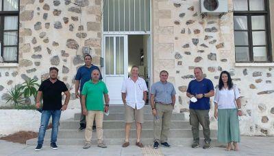 Στήριξη της Δανειστικής Βιβλιοθήκης της Κοινότητας Σταυροχωρίου από το Δήμο Ιεράπετρας