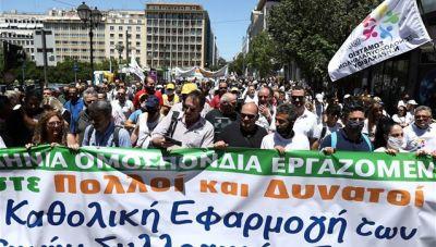 ΠΟΕΕΤ: H κυβέρνηση έχει εγκαταλείψει τους εργαζόμενους- Οι εργοδότες αλωνίζουν