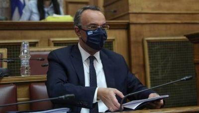 Σταϊκούρας: Η ελληνική οικονομία άντεξε στην πανδημία