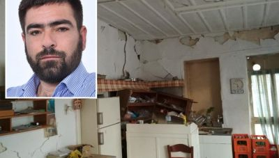 Γ. Λεονταράκης στο newshub.gr: Το ρήγμα στο Αρκαλοχώρι μπορεί να δώσει μέχρι 5.1 Ρίχτερ (φωτογραφίες)