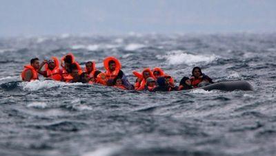 Λιβύη: Βυθίστηκε πλοιάριο με μετανάστες – 57 νεκροί