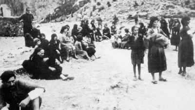 Δεν ξεχνούν τις θηριωδίες των Ναζί σε Κερίτη και Σκινέ