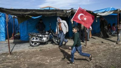 Πολιτικό εργαλείο στα χέρια του Ερντογάν οι Σύριοι πρόσφυγες