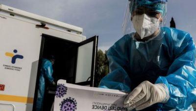 Κορωνοϊός - Ελλάδα: 835 νέα κρούσματα και 22 θάνατοι