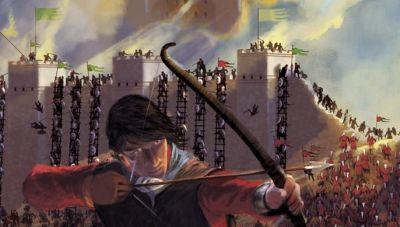 Παρουσίαση graphic novel 1453