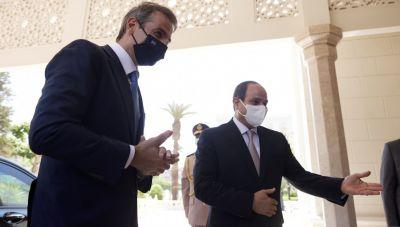 Προς «ενεργειακή ένωση» Ελλάδας – Αιγύπτου