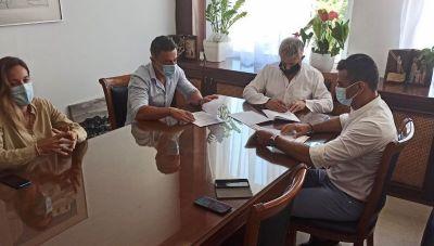 Μεσαρά: Συνεργασία Δήμου Φαιστού και ΕΛΜΕΠΑ για λύσεις σε θέματα ύδρευσης και άρδευσης