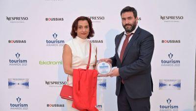 Διάκριση για το Δήμο Ηρακλείου στα Tourism Awards 2021