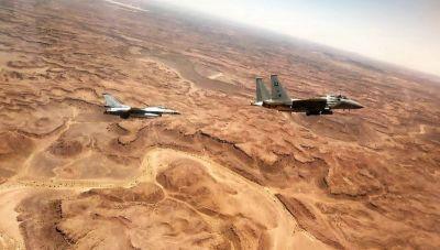 Πτήσεις πάνω από την έρημο για τα