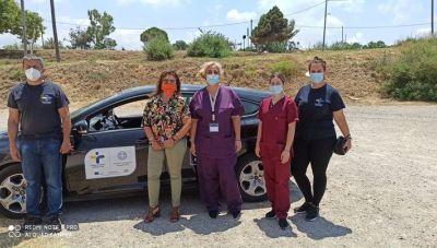 Κρήτη: Αποτελέσματα rapid test COVID-19 στο Κλειστό Γυμναστήριο Ταυρωνίτη