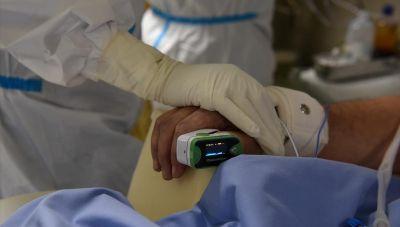 Νέα μείωση στις νοσηλείες λόγω κορωνοϊού στα νοσοκομεία της Κρήτης