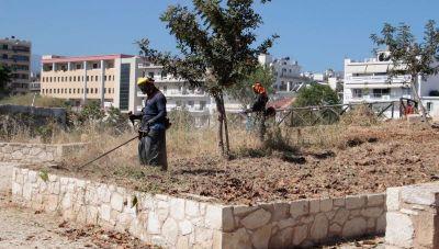 Δήμος Χανίων: Σε εξέλιξη εργασίες καθαρισμού στα Ενετικά Τείχη