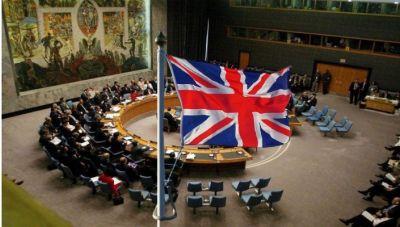 Σε βηματισμο συνομοσπονδίας ΟΗΕ και Λονδίνο