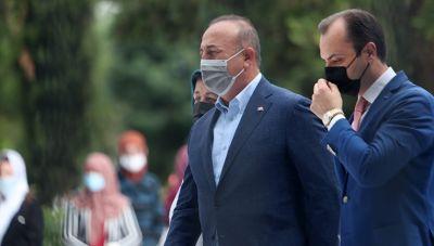 Ολοκληρώθηκε η ιδιωτική επίσκεψη του Τσαβούσογλου στην Κομοτηνή - Αναχωρεί για Αθήνα