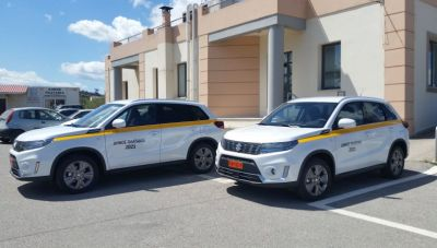 Οχήματα 4Χ4 παρέλαβε ο Δήμος Πλατανιά