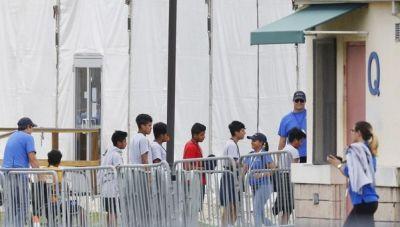 ΗΠΑ: Αυξάνονται οι ασυνόδευτοι ανήλικοι μετανάστες στα σύνορα με το Μεξικό