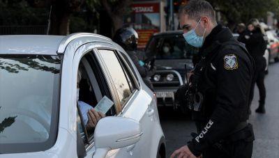 Κρήτη: Οι αστυνομικοί έκαναν Καθαρά Δευτέρα στους δρόμους- Σωρεία ελέγχων και προστίμων