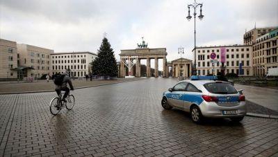 Μέχρι τις 28 Μαρτίου παρατείνεται το lockdown στη Γερμανία