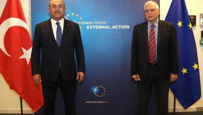 Τσαβούσογλου: Θα συνεργαστούμε με την Ε.Ε. για να συνεχίσουμε τη θετική ατζέντα