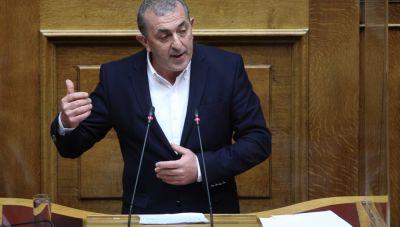 Σωκράτης Βαρδάκης: «Στα πόσα σκάνδαλα παραιτείται μία Υπουργός κ. Μητσοτάκη;»