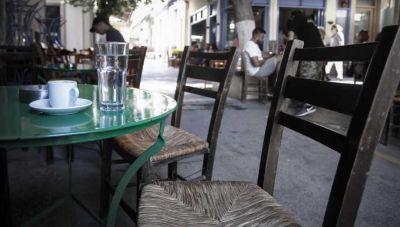 Κρήτη: Αγνόησε την αναστολή λειτουργίας και άνοιξε το καφενείο του...