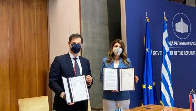Συμφωνία Ελλάδας και Σερβίας για συνεργασία στον τουρισμό