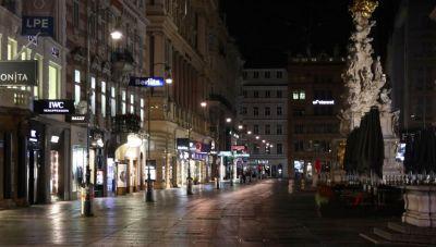 Παράταση του σκληρού lockdown στη Βιέννη έως τις 11 Απριλίου