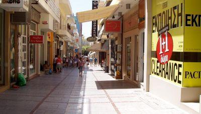 Ο εμπορικός κόσμος της Κρήτης ζητάει άνοιγμα των καταστημάτων στις 5 Απριλίου