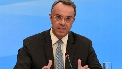 Σταϊκούρας: Εξετάζεται σταδιακό άνοιγμα της οικονομίας από 22 Μαρτίου