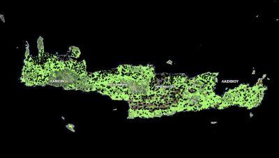 Δασικοί Χάρτες Κρήτης: Σύσκεψη εκπροσώπων φορέων με τον Υφυπουργό Περιβάλλοντος