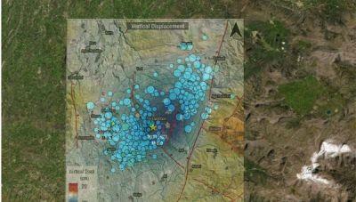 Χαράλαμπος Φασουλάς: Έτσι λειτουργούν τα σεισμικά ρήγματα- Η εξήγηση για τους μετασεισμούς στο Αρκαλοχώρι