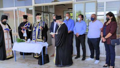 Νέα σχολική χρονιά με ευχές και παρουσία της Περιφέρειας Κρήτης στους αγιασμούς των σχολείων
