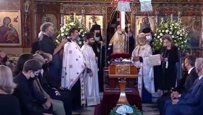 Μητροπολίτης Ανδρέας: Θετικές εντυπώσεις από την παρουσία του στην κηδεία του Μίκη Θεοδωράκη