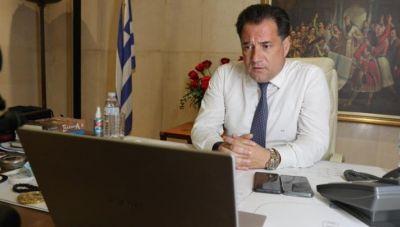 Γεωργιάδης: Η ελληνική οικονομία έχει αρχίσει και κινείται με υψηλούς ρυθμούς