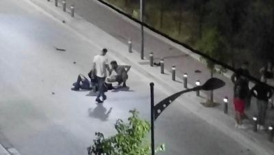 Ηράκλειο: Σοκάρουν οι εικόνες από τη στιγμή του θανατηφόρου στο Πολύδροσο με θυματα τους δύο νέους