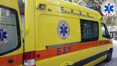 Κρήτη: Αγώνας δρόμου για 27χρονο που τραυματίστηκε στο λαιμό με αιχμηρό αντικείμενο