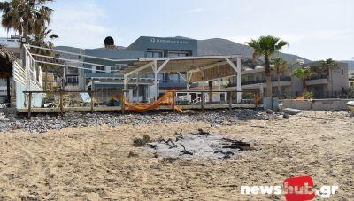 Χαμένος και ο Μάιος για τις μικρές τουριστικές επιχειρήσεις στα βόρεια του Ηρακλείου (Φωτογραφίες)