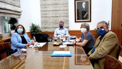 ΕΣΠΑ και έργα ανάπτυξης στη συνεδρίαση της Ένωσης Περιφερειών Ελλάδος