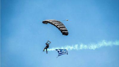 Κένταυρος 21: Εντυπωσιακές φωτογραφίες από την στρατιωτική άσκηση Ελλάδας-ΗΠΑ στην Ξάνθη
