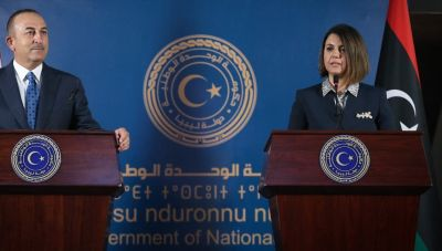 Λιβύη: Πολιτικο-διπλωματικό θρίλερ με την υπουργό Εξωτερικών που «στρίμωξε» τον Τσαβούσογλου