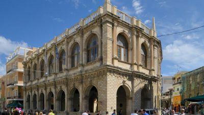 Προσλήψεις συμβασιούχων στο Δήμο Ηρακλείου