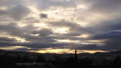 Εθνική επέτειος με κρύο και άστατο καιρό- Βροχές στην Κρήτη