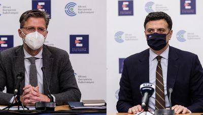 Βασίλης Κικίλιας: Αίρεται η αναστολή αδειών στο υγειονομικό προσωπικό