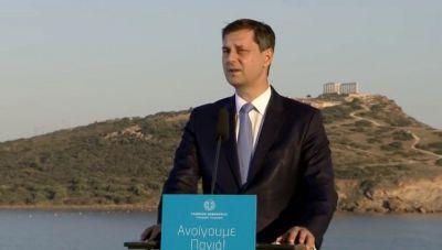 Οι ανακοινώσεις Θεοχάρη για το άνοιγμα του τουρισμού-Πρωτόγνωρο το ενδιαφέρον για διακοπές στην Ελλάδα