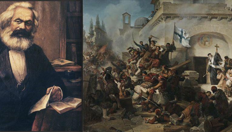 ΑΠΟΚΛΕΙΣΤΙΚΟ: Ο Καρλ Μαρξ και το Κρητικό Ζήτημα: Πως διόρθωσε, το αρχικό του λάθος!