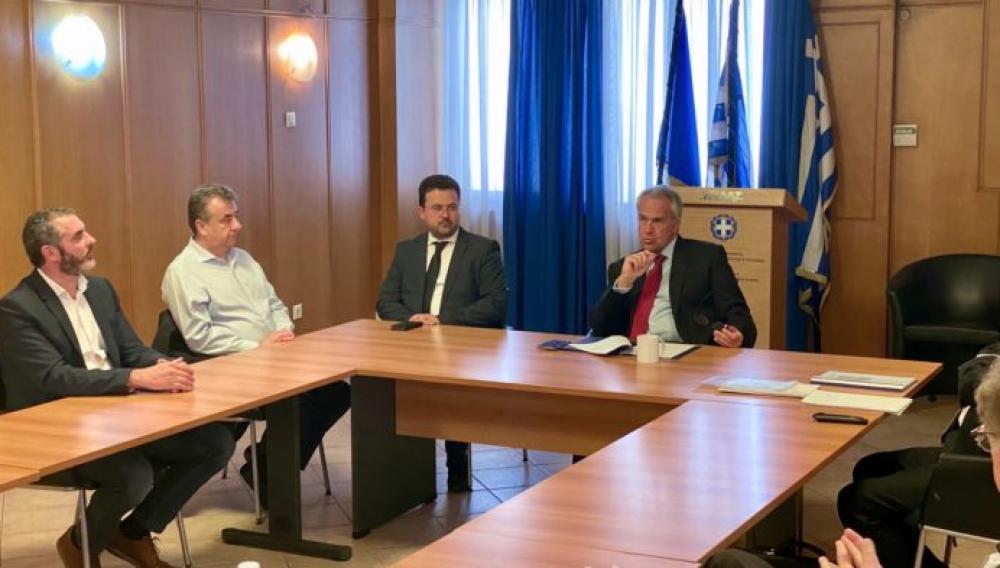 Θέμα newshub.gr: Τρία «αγκάθια» για τους αγρότες στο υπουργικό... τραπέζι