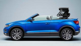 Αυτό είναι το VW T-Roc Cabriolet