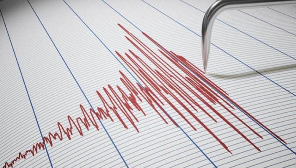 Ισχυρός σεισμός 5,1 νότια της Κρήτης